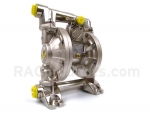 Raasm Double Diaphragm fluid transfer pump