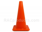 Standard orange traffic cones