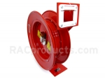 Heavy duty rated Lincoln hose reel