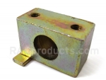 Metal bearing block