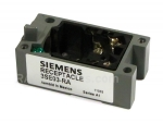 Siemens brand limit switch receptacle