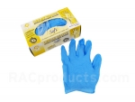 Nitrile Gloves (Blue)